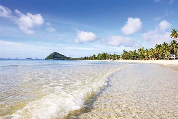 แนะนำทะเลน่าเที่ยวหน้าร้อนในประเทศไทย