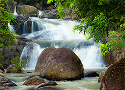 Nang Rong Waterfall
